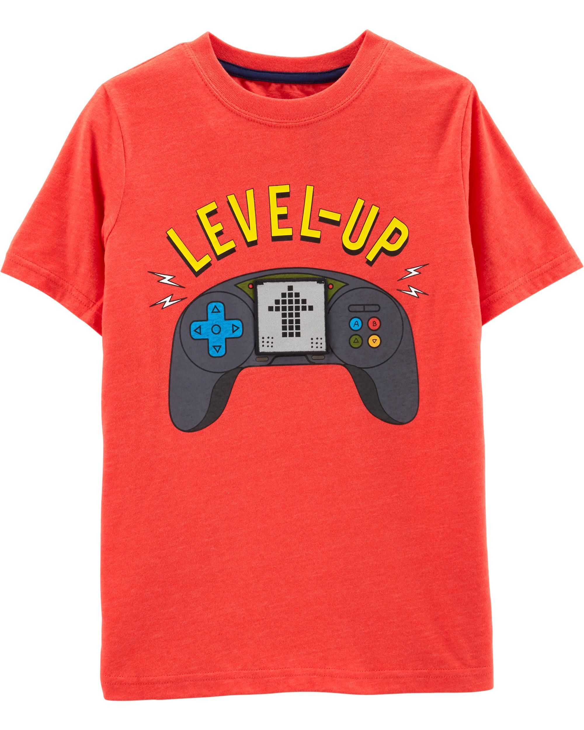 4d4c5638e Interactive Gamer Snow Yarn Tee | Boys | Graphic tee outfits, Tees ...