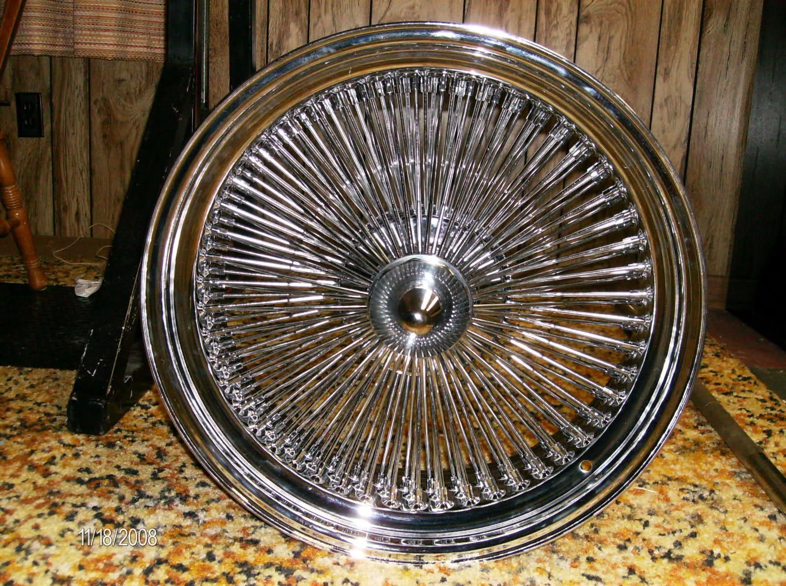 "Spoke Rims 20"" 150 Wheels Brand 400.00"