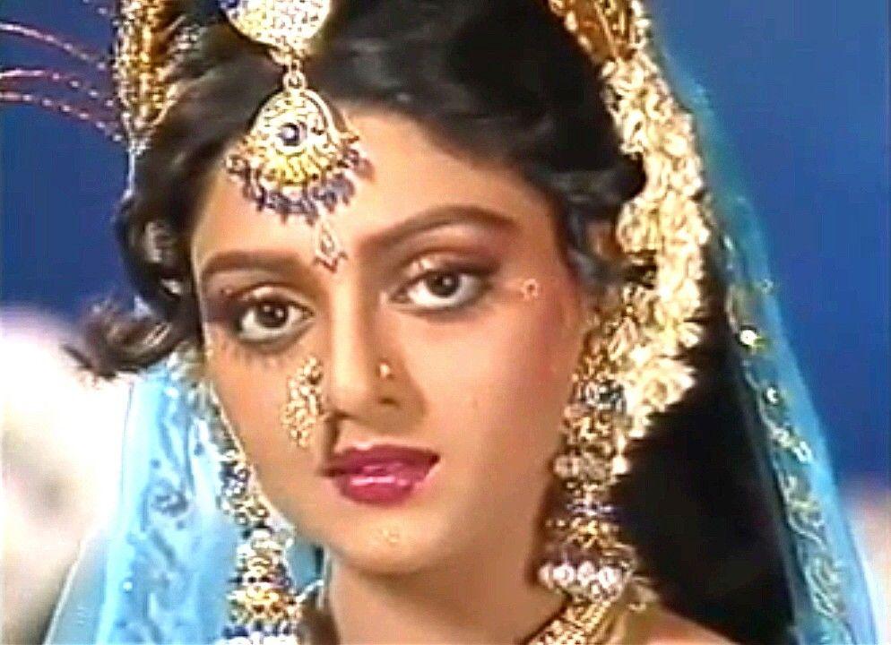 Bhanupriya as maneka in vishwamitra manpreetkaur