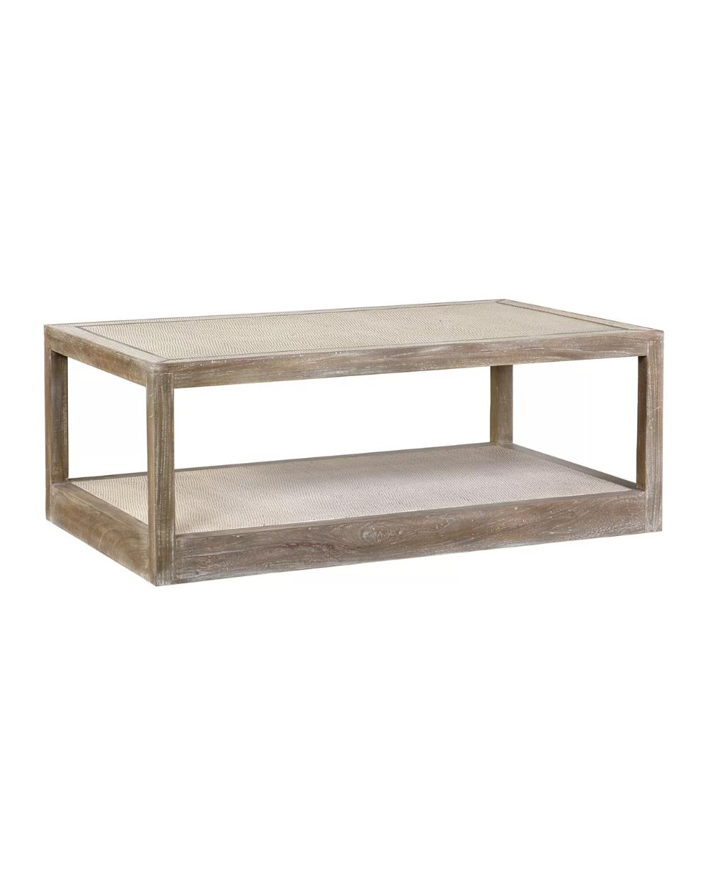Anatolie Floor Shelf Coffee Table Joss Main Coffee Table Floor Shelf Coffee Table Joss And Main [ 1250 x 1000 Pixel ]