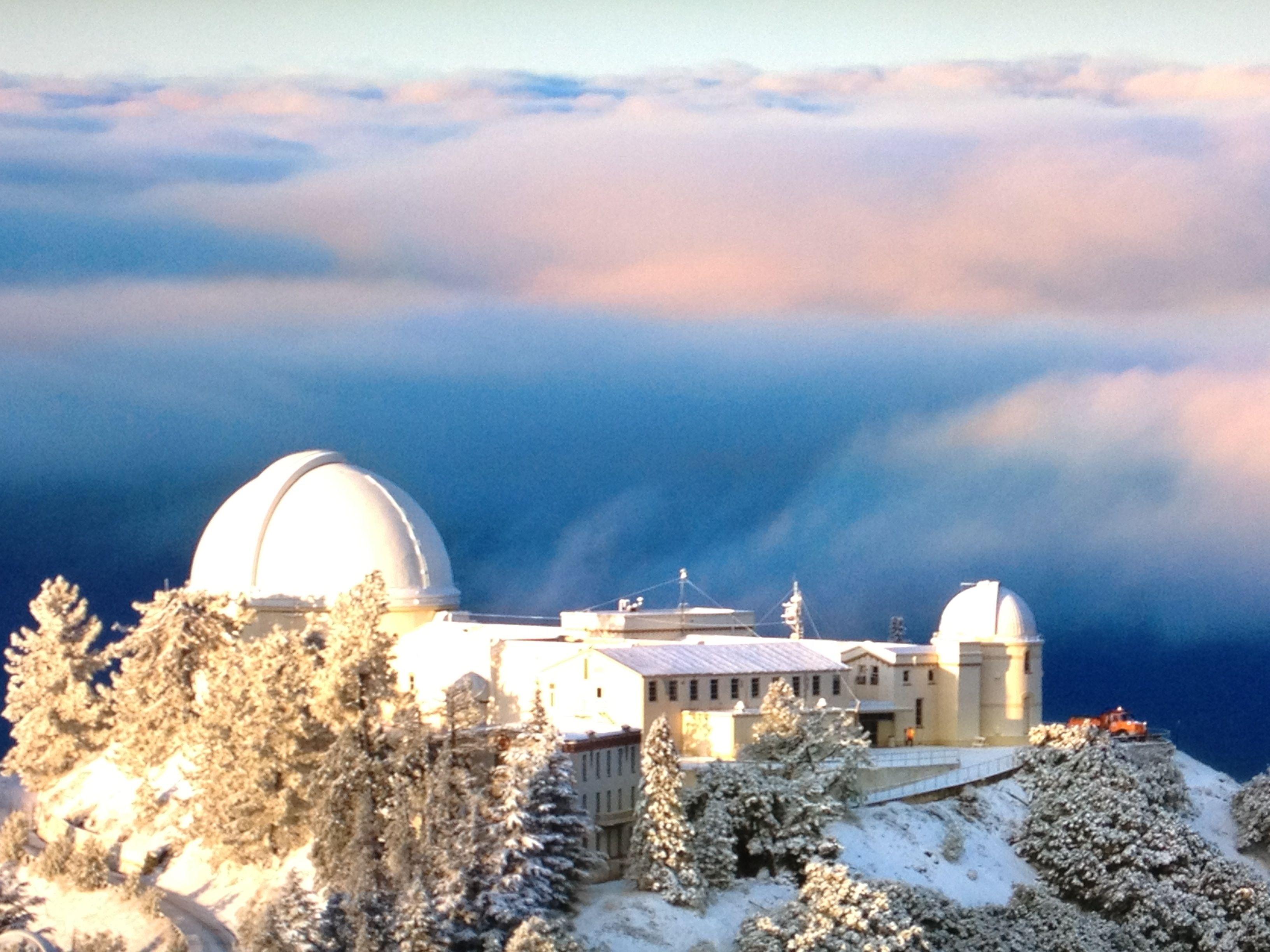 Lick Observatory On Mount Hamilton By San Jose Ca San Jose California California Adventure Bay Area California