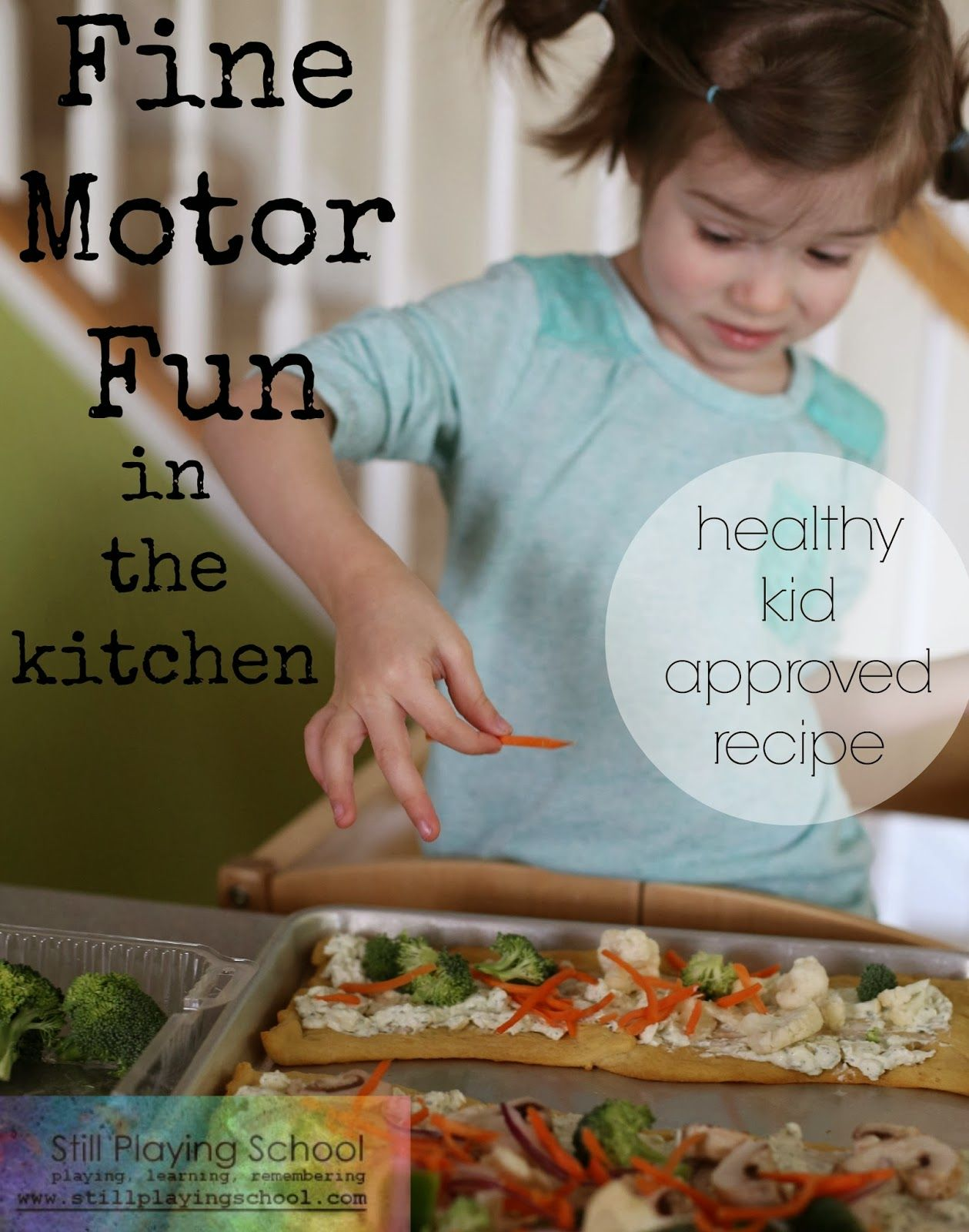 Cooking With Kids Developing Fine Motor Skills In The Kitchen