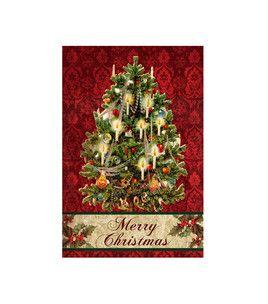 Charming 24 X 36 Flag  Christmas Tree : Christmas Decor : Home Decor : Shop |