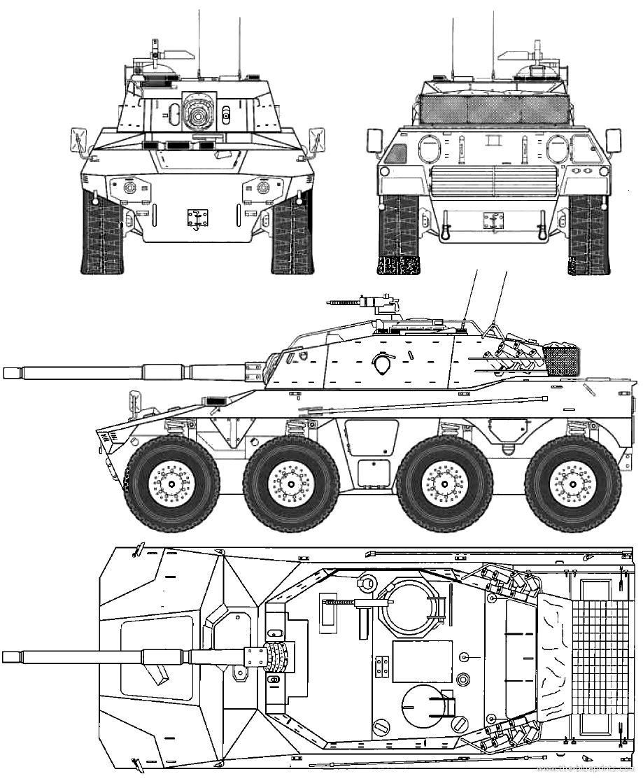 Blueprint | blueprint | Pinterest | Defence force and Armored car