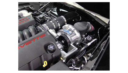 Procharger Supercharger Kits Ho Intercooled Tuner Kits With P