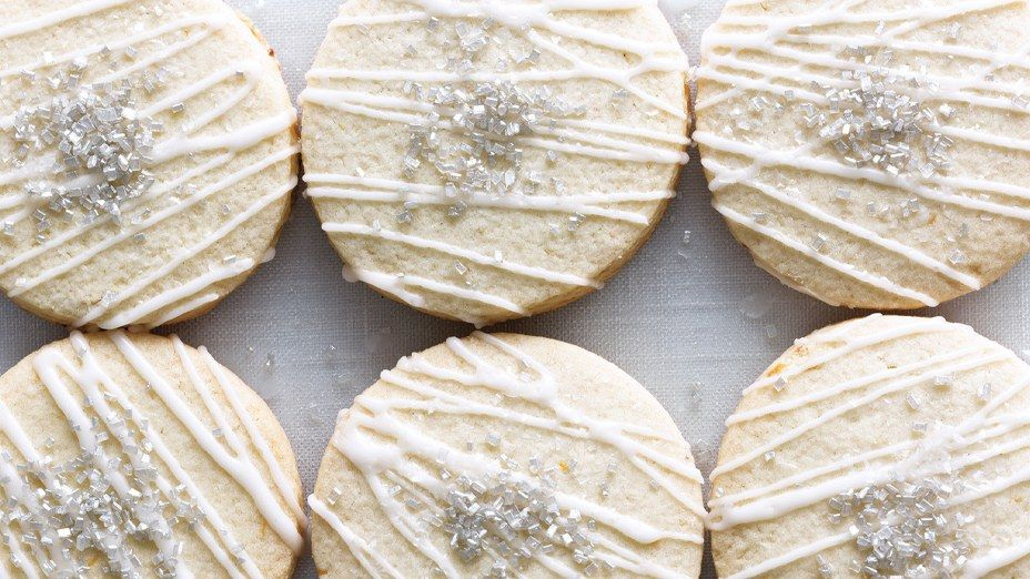 Lemony Slice-And-Bakes #sliceandbakecookies