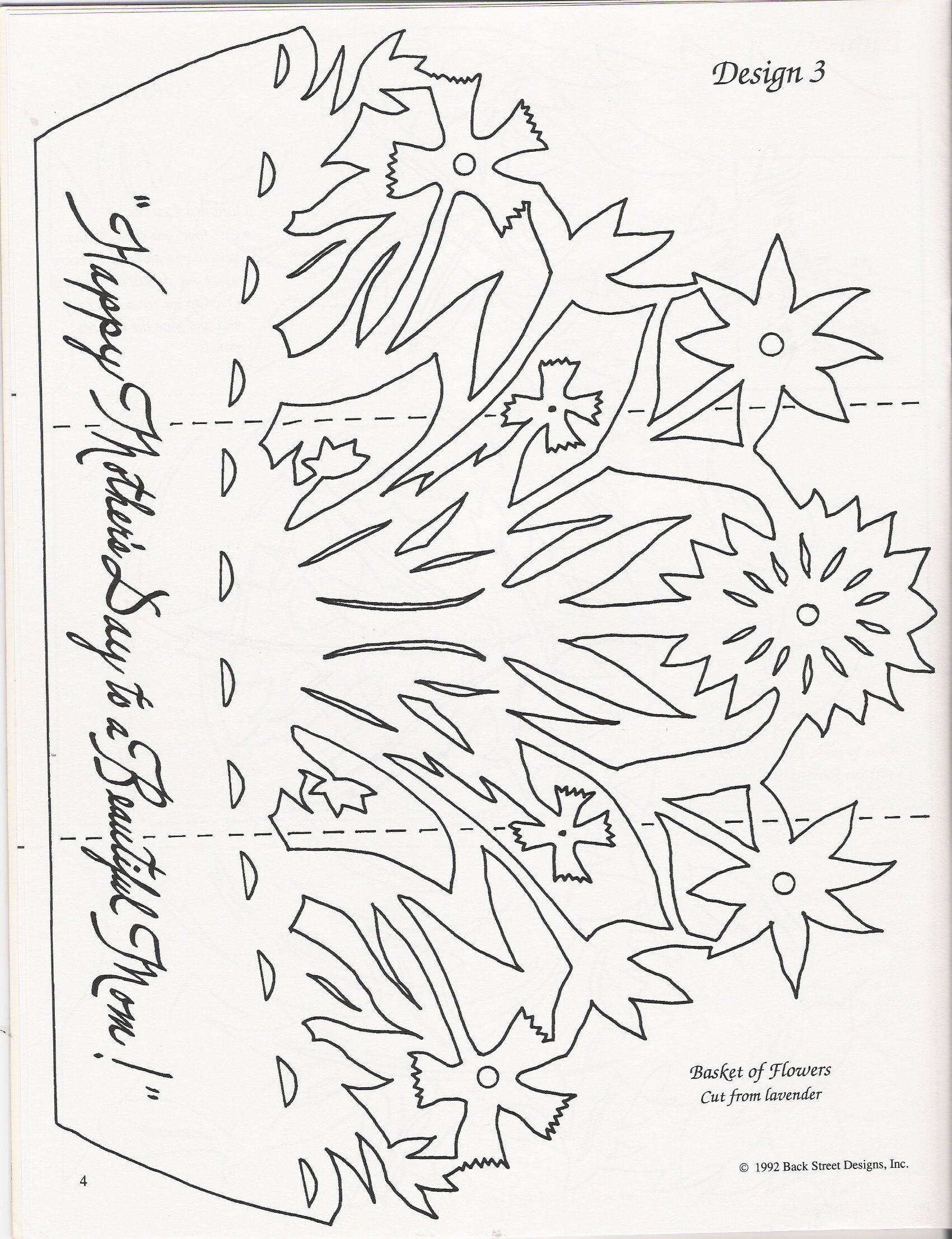 Ажурные открытки из бумаги своими руками схемы шаблоны