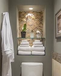 Image Result For Bathroom Wall Niche Ideas