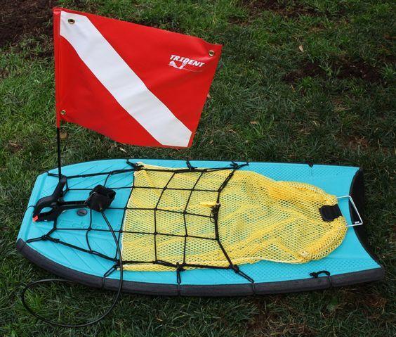 Dive Board Spearfishing Gear Spearfishing Kayak Accessories