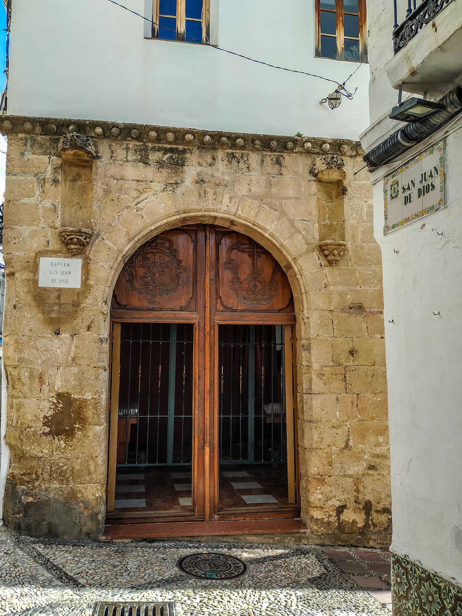Capilla de San Juan de Dios, Marbella