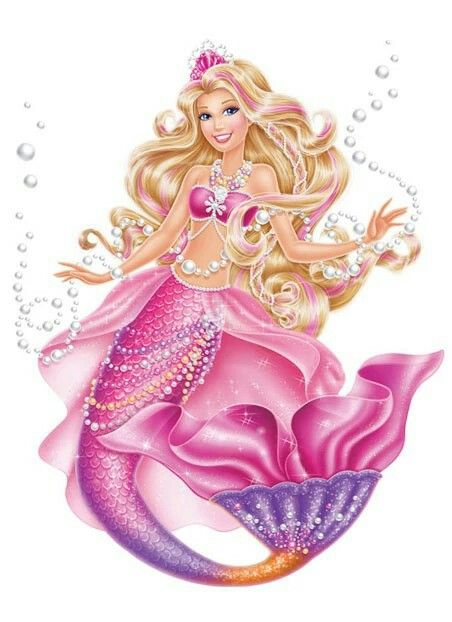 Pin By Margot On Barbi Barbie Dibujos Barbie Sirena Barbie