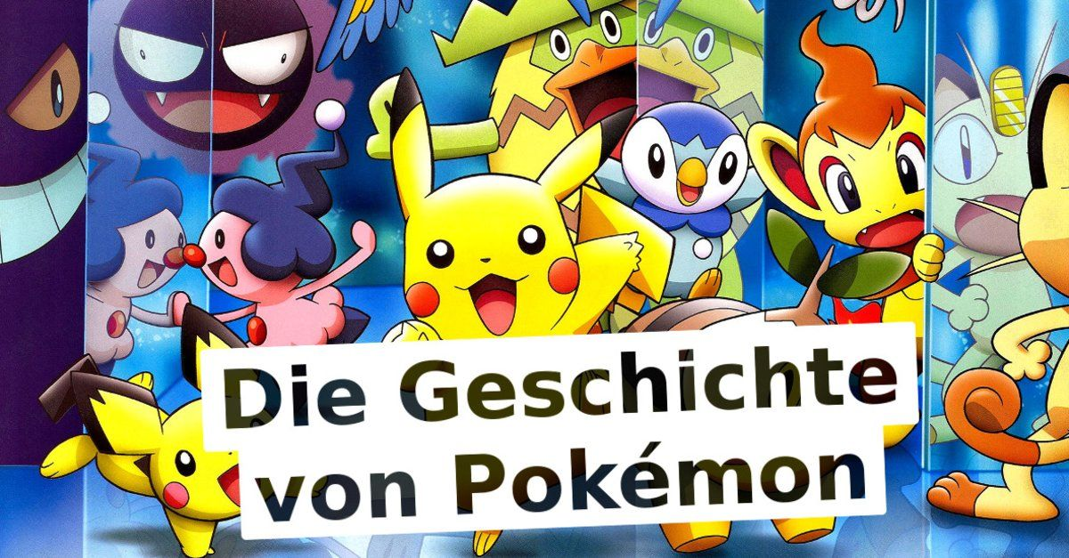 Alle Pokemon Serien