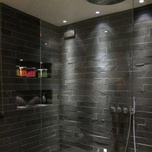 Led inbouwspots in de badkamer | nieuwbouw huis badkamer ! | Pinterest
