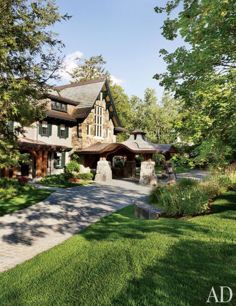 Look Inside This Renovated Upstate New York Lakeside