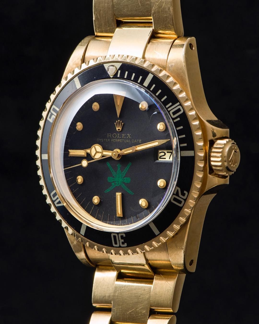 Wrist watch price in oman -  1680 8 Oman Dial Commissioned By Asprey Credit Watchesinrome_official Rolex