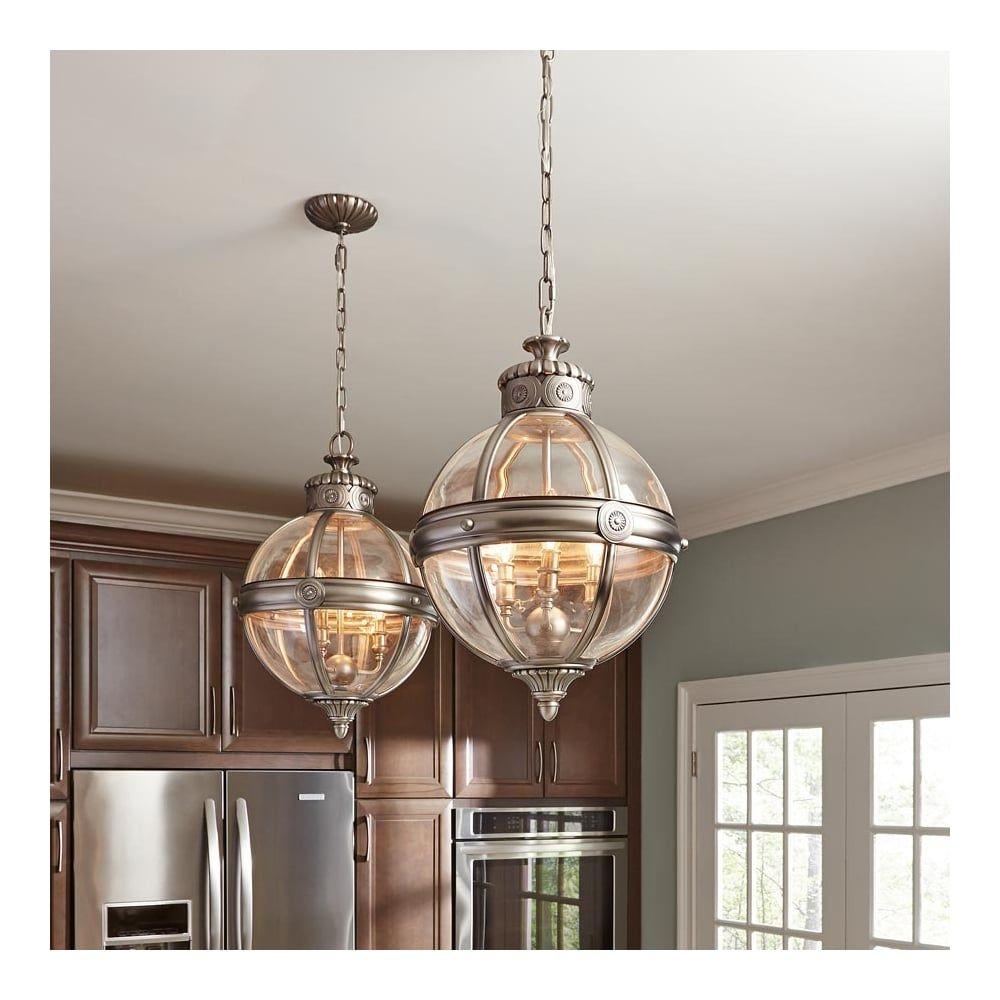 Adams Victorian Pendant Ceiling Light As Modern