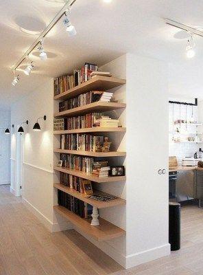 Mensole A Muro Ikea.Pin By Thesubtextual On Bookrooms Arredamento Mensole Parete