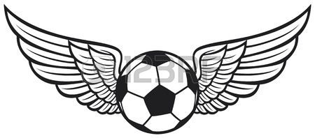 Stock Vector Tats Football Tattoo Soccer Tattoos Soccer Ball