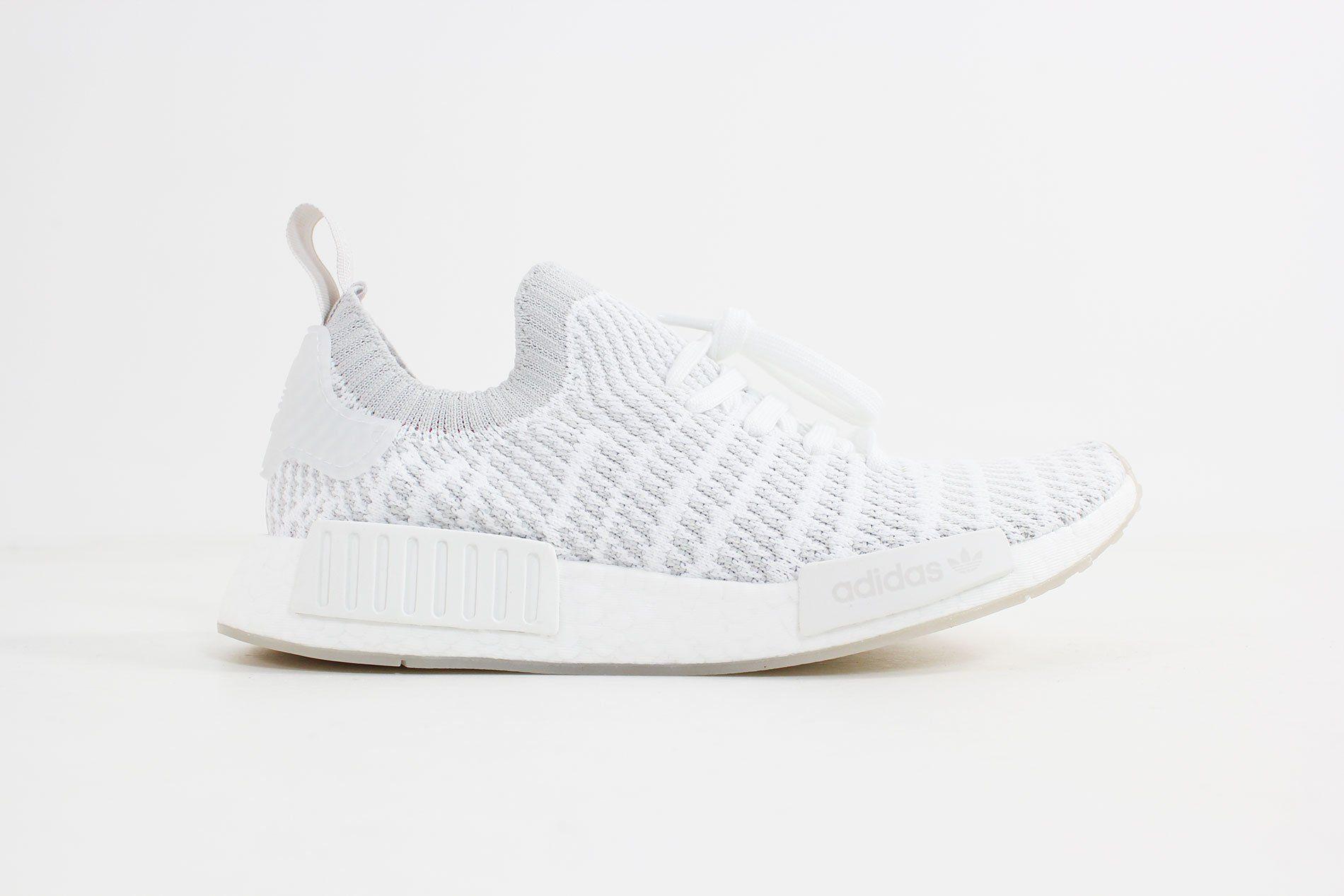 adidas Originals NMD R1 – Ftwr White Grey Two   Adidas nmd