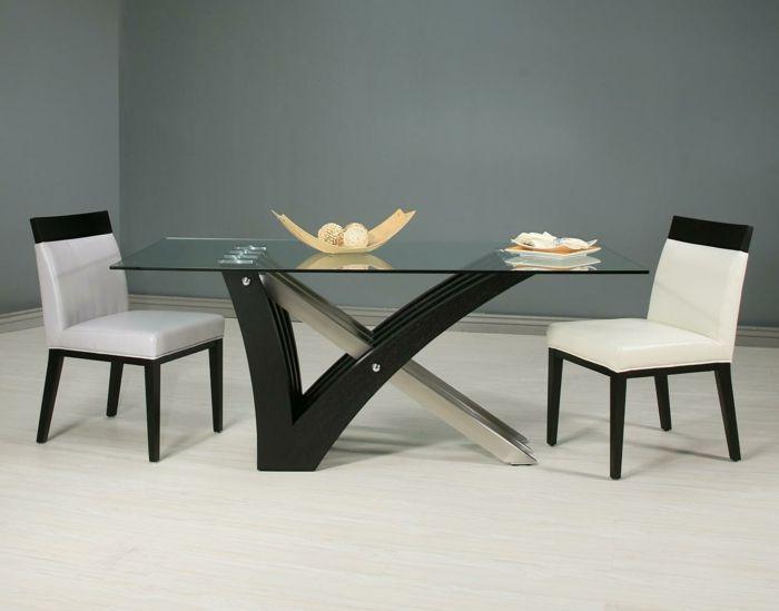 Elegante und kreative Ideen für Ihren Esszimmertisch ...