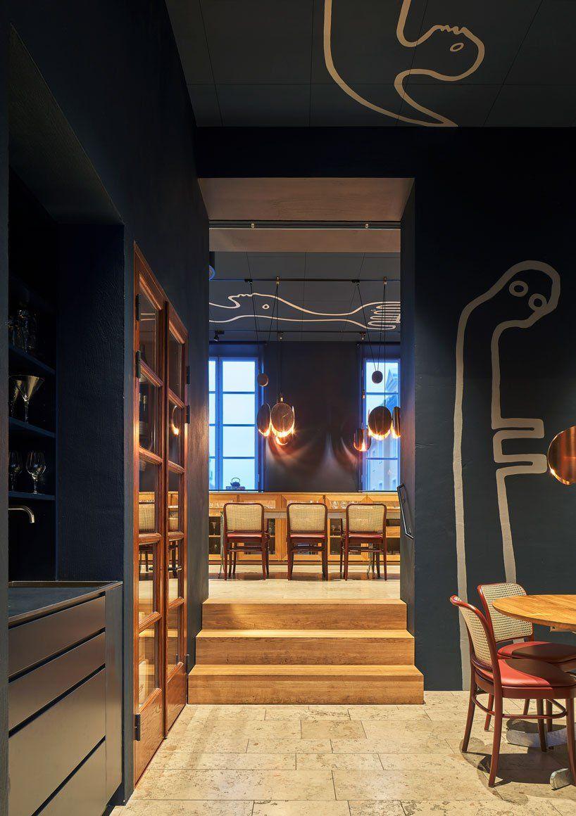 Claesson Koivisto Rune Architects Completes Design Of Portal Bar