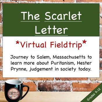 The Scarlet Letter Introduction to Hawthorneu0027s Puritans via - letter of introduction