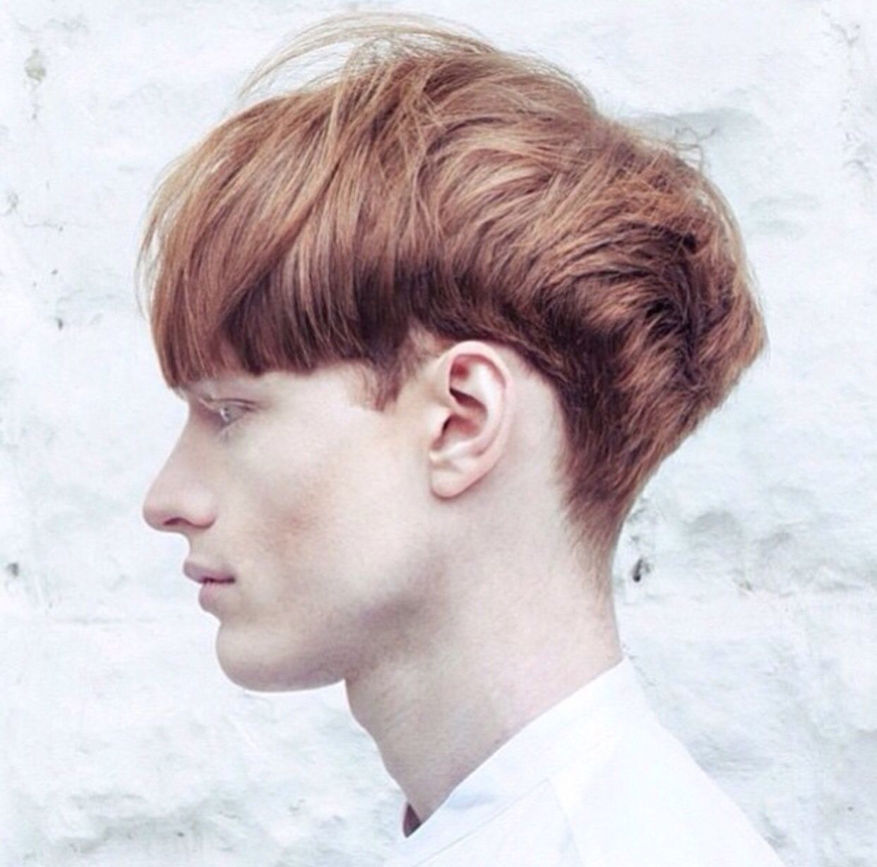 Modern Bowl Cut Men S Hair Cuts Pinterest Bowl Cut