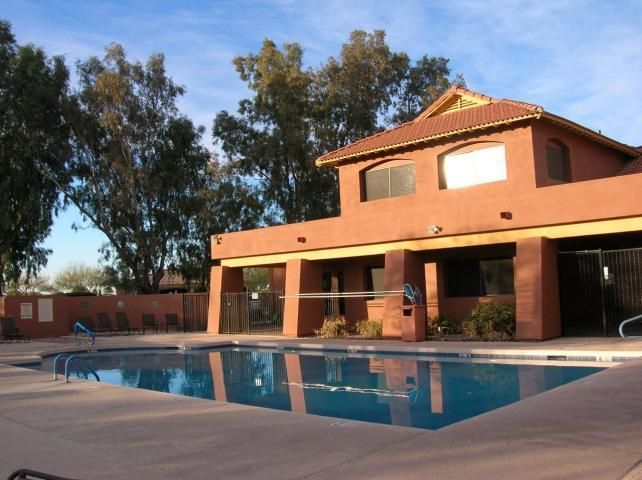 The villages at queen creek subdivision community pool for Pool builders queen creek az