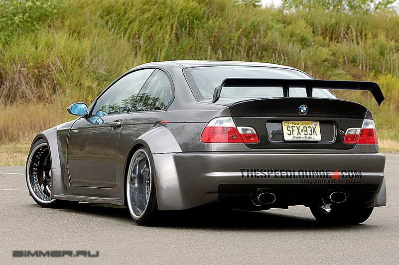Bmw M3 E46 Wide Body Kit With Images Bmw Body Kits Cars Wide