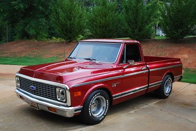 72 Chevy Truck For Sale >> 1971 Chevrolet C10 For Sale Chevy Trucks Classic Chevy