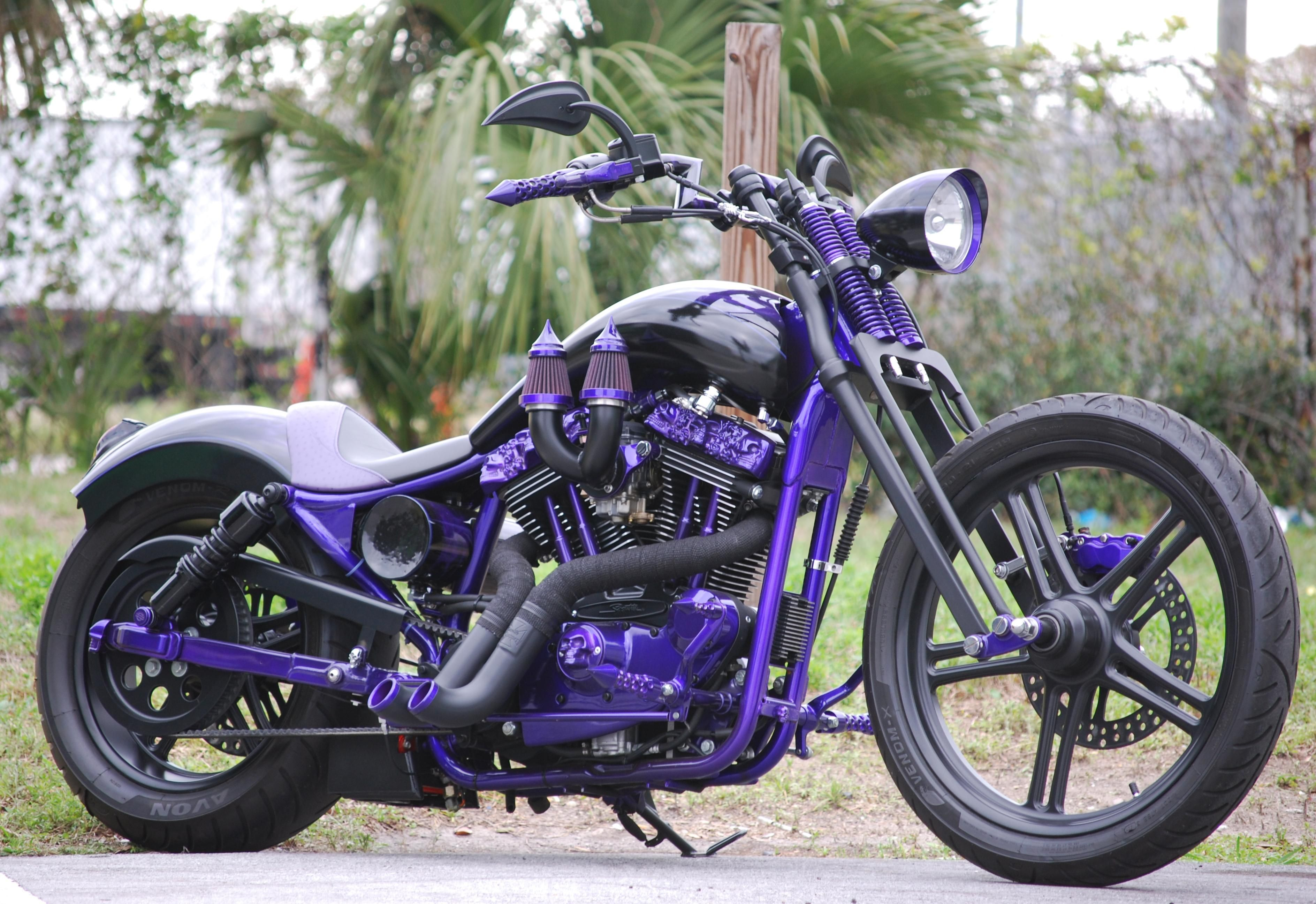 exotic choppers | Fire on two wheels | Pinterest