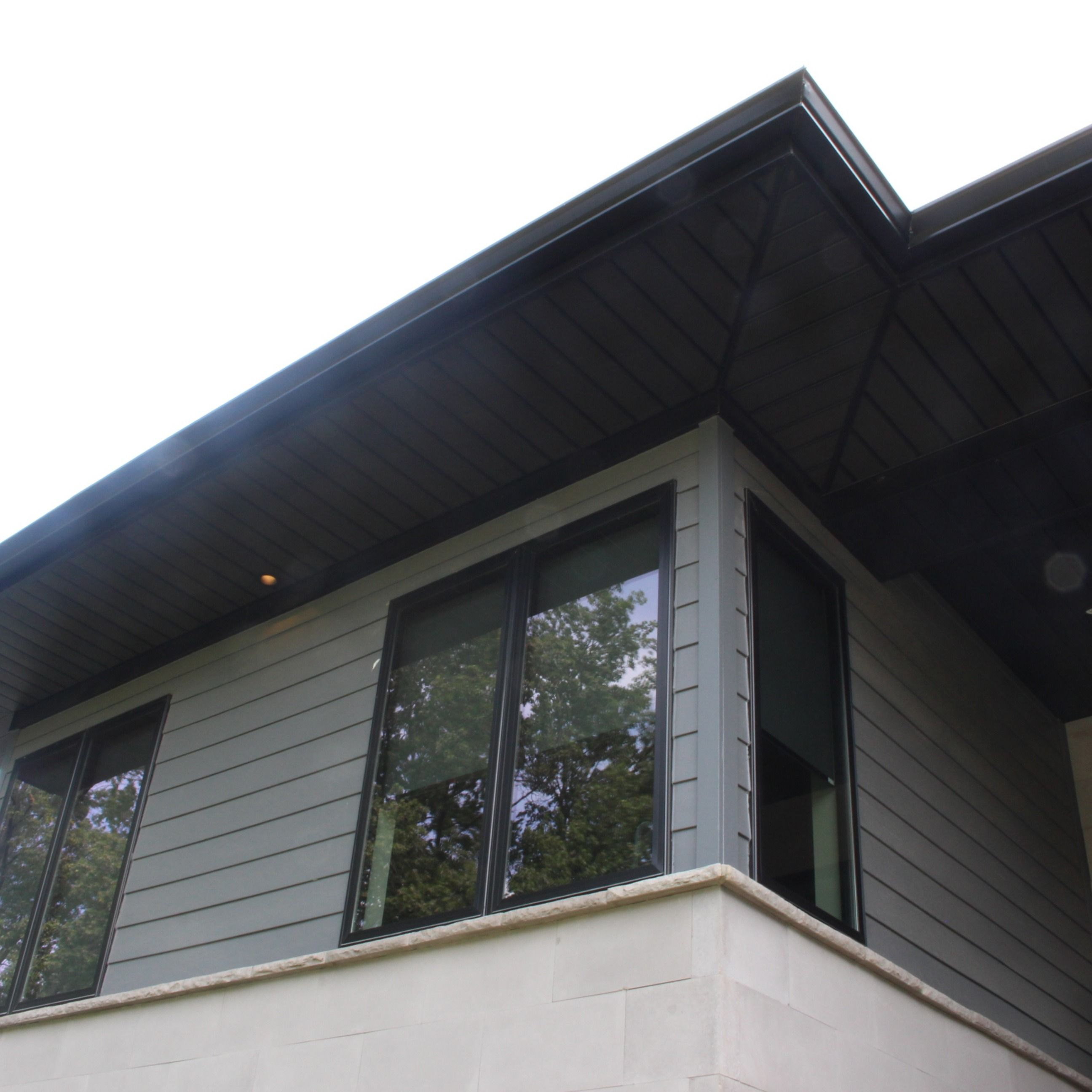 Night Gray James Hardie Siding St Louis Mo Hardie Siding James Hardie Siding Siding Options
