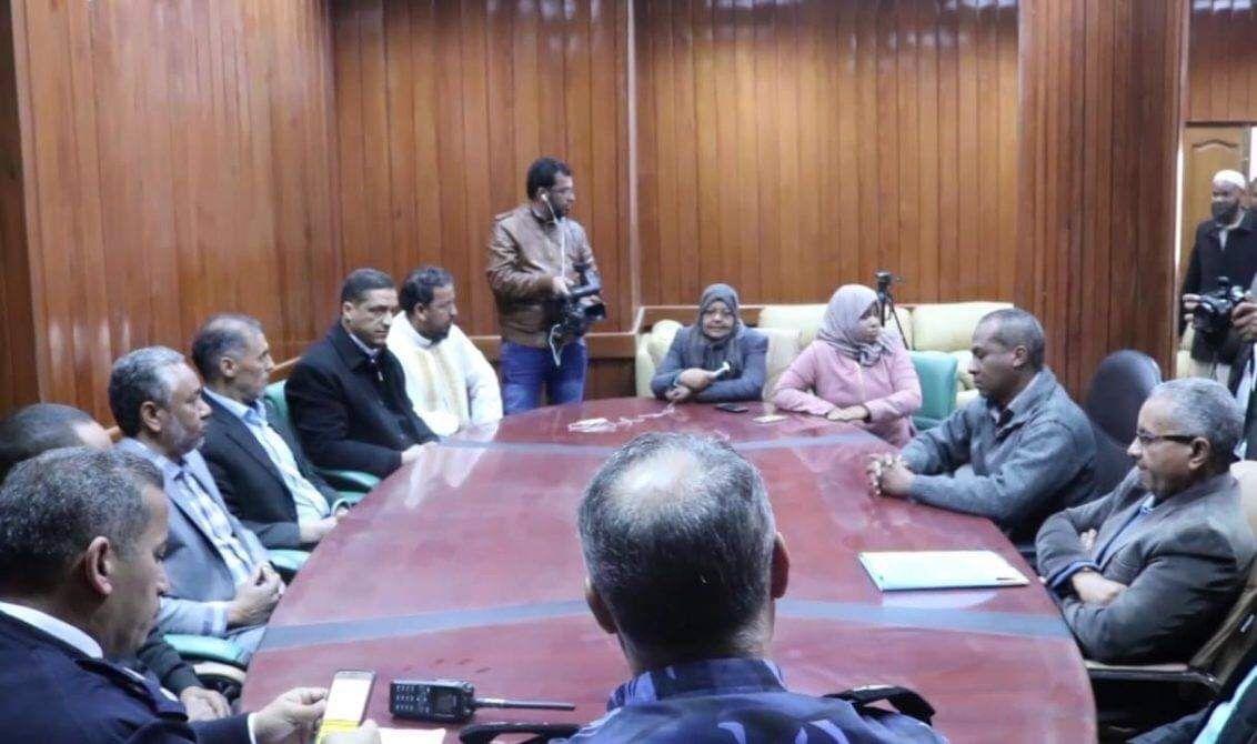 الأشراف والمرابطين يدعو لاجتماع عاجل للمصالحة الليبية Talk Show Libya Wrestling