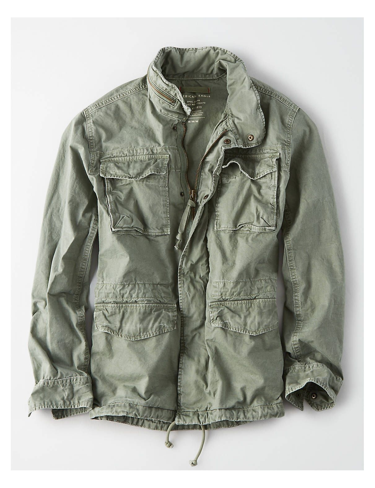 a45d856bc3684 AE Military Jacket in 2019 | Jackets | Jackets, Military jacket ...
