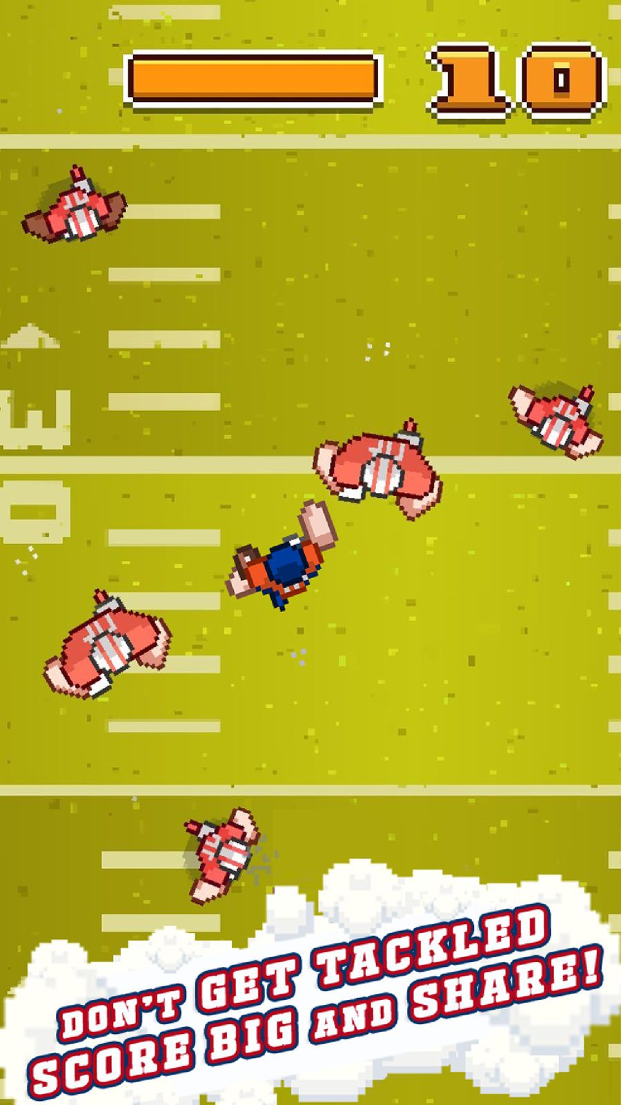 Touchdown Hero ArcadeSportsappsios Hero, Games for