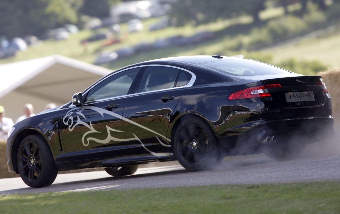 Jaguar xfr jaguar xf jaguar goodwood