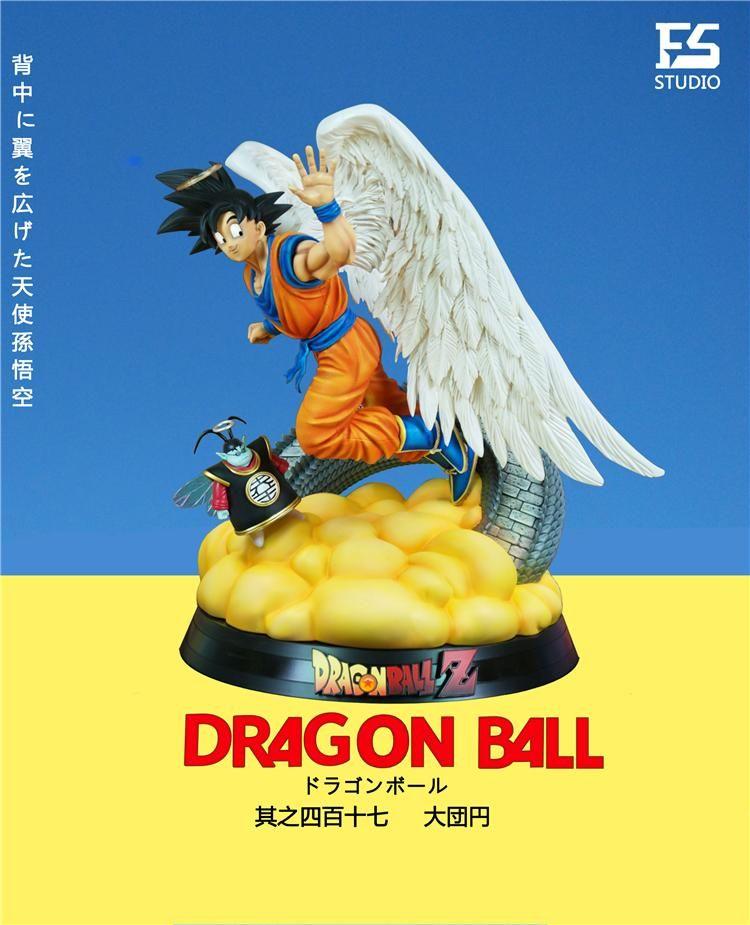 Angel Goku Dragon Ball Flying Studio Pre Order Dragon Ball Dragon Ball Z Goku