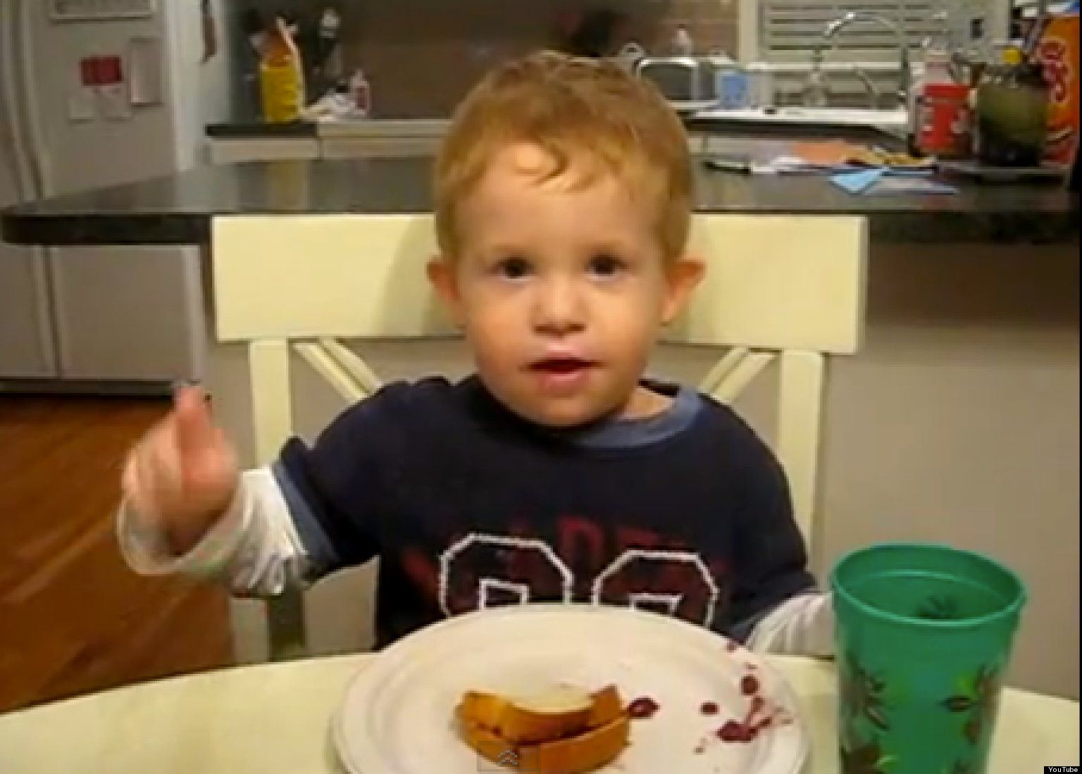 WATCH: Toddler Quotes Presidents With Astounding Accuracy
