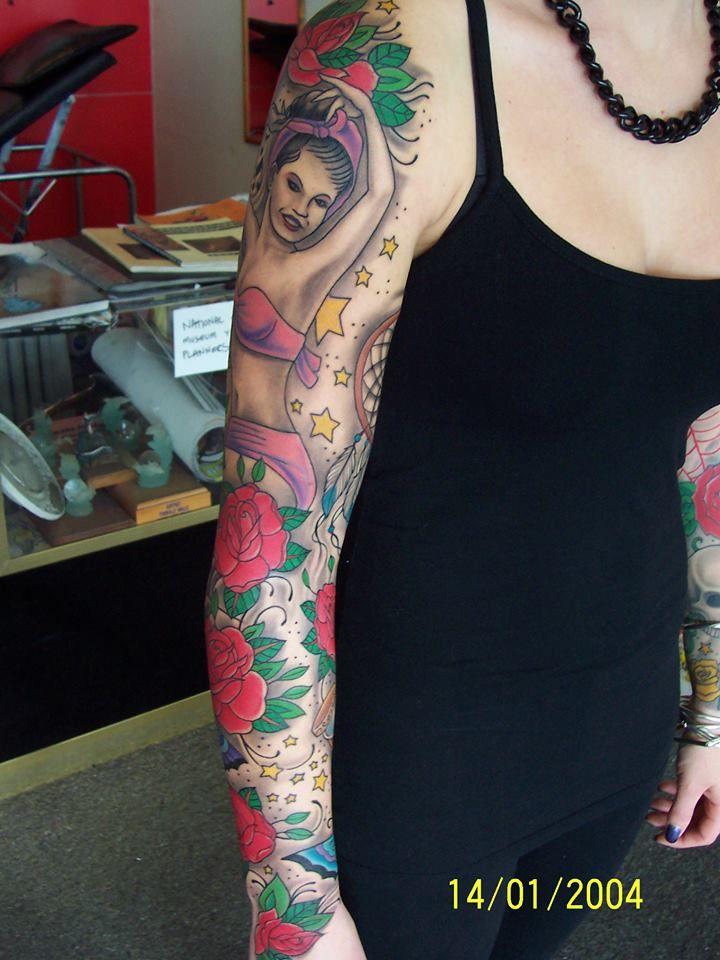 Jason hardwick new zealand new zealand tattoo sleeve