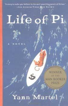 The Life of Pi,A viagem de Pi!books adult!good!