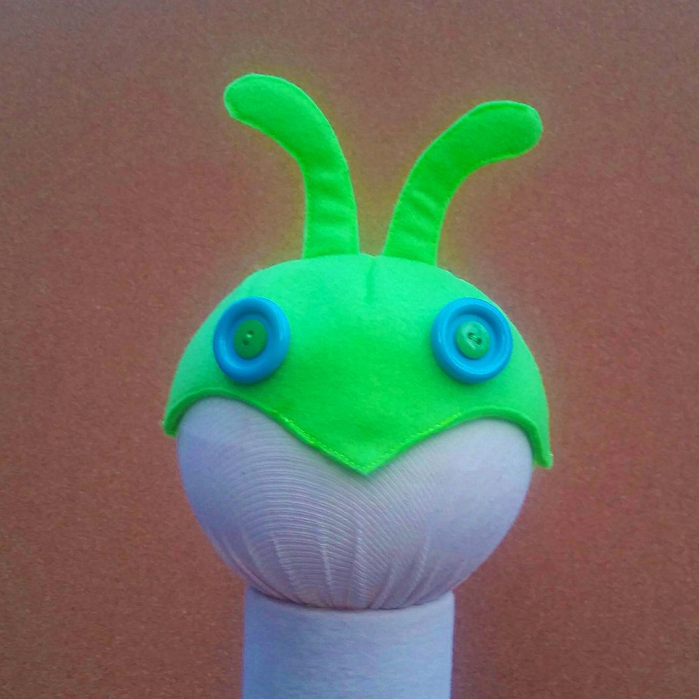 Toddler, Green Bug Mask by CreativeTeesForTots on Etsy
