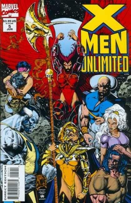 Pat Lee Comic Books Comics Rare Comic Books