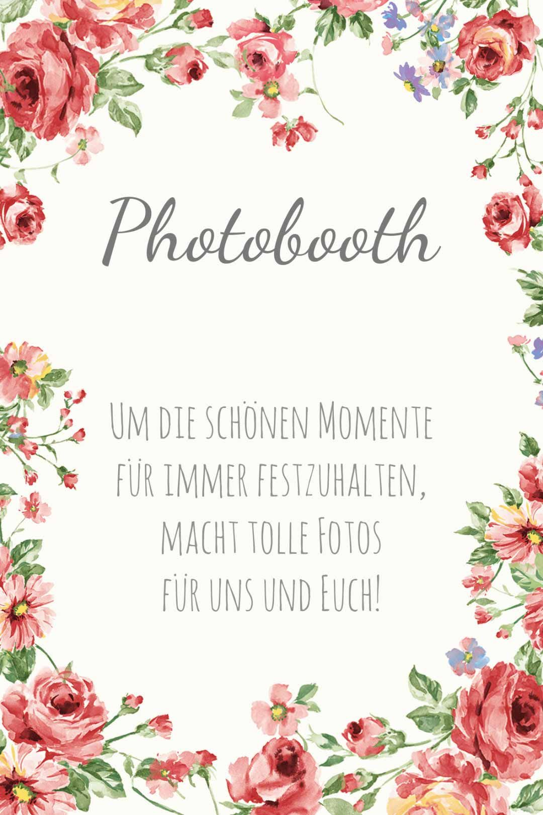 Papeterie-Serie «Around Flowers»: Vorlagen in 6 Farben! – Boda fotos
