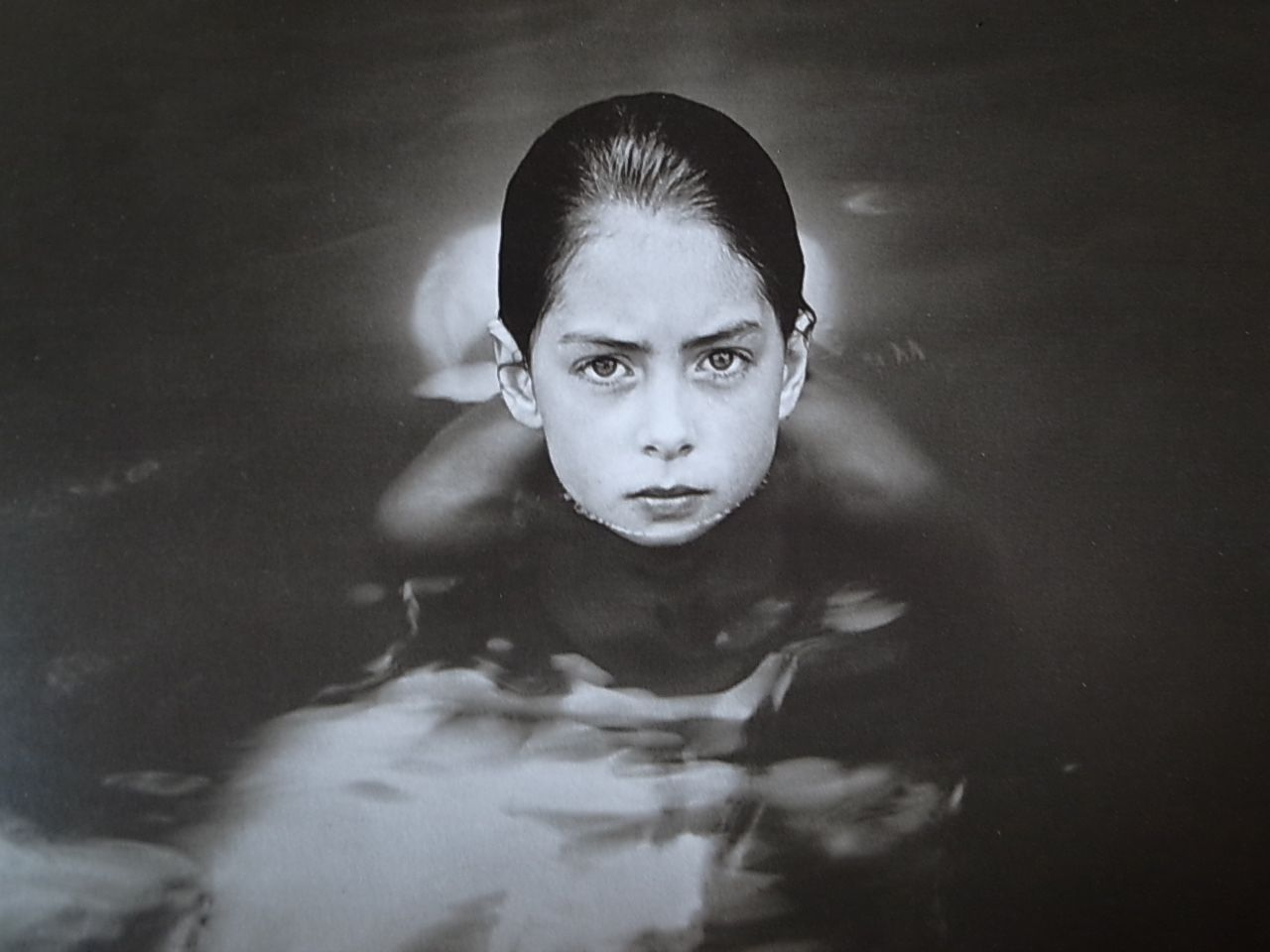 jock sturges photograph Jock Sturges- Love the lighting of the girls face. very even and makes the