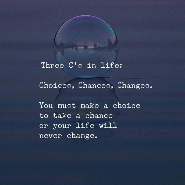 The 3c S In Life Cute Quotes For Life Positive Quotes Quotes