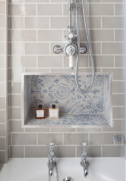 Pin By Kelsey Baker On For The Home Bathroom Remodel Master Small Master Bathroom Bathroom Wall Tile