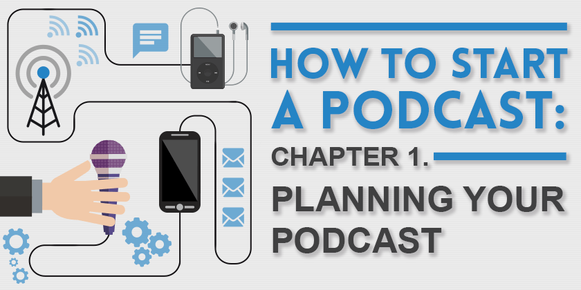 How To Start A Podcast Planning Your Podcast Starting A Podcast Podcasts Business Podcasts
