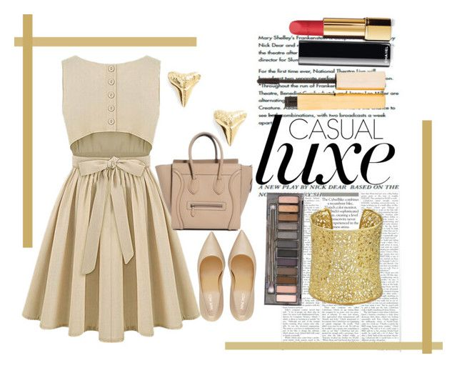 """""""Beige has the way to my heart """" by camrynbryant on Polyvore"""