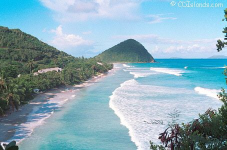 Long Bay Beach Tortola Bvi Where My Husband And I Had Planned To Retire Xo