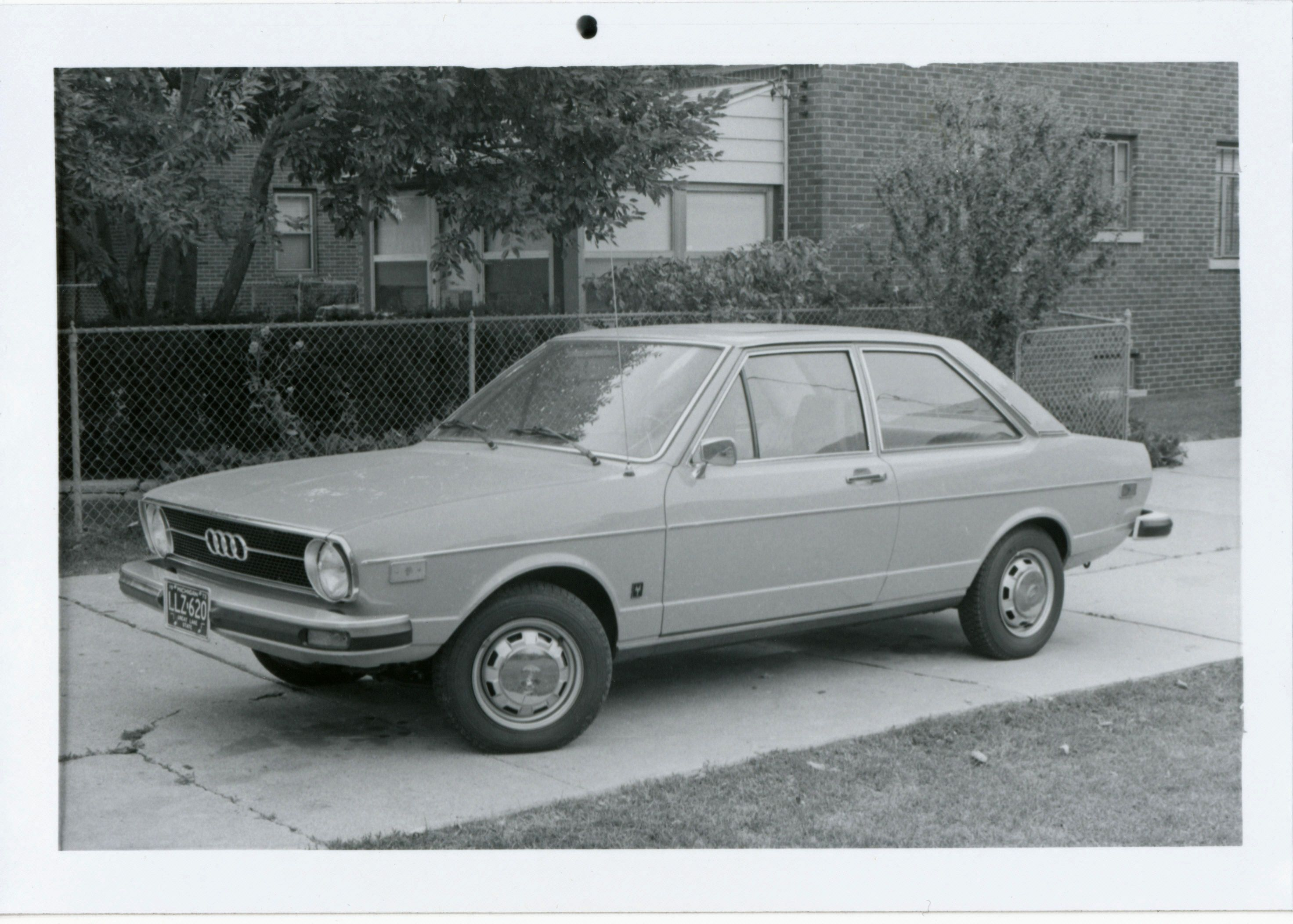 Sportiest car to drive, my 1974 Audi Fox. Great gas mileage too, but ...